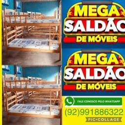 Título do anúncio: Beliche Avelino móveis e o melhor Em Qualidade preço e variedade