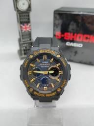 Título do anúncio: Relógio G-Shock Metal - Linha Gold