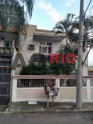 Apartamento à venda com 3 dormitórios em Vila valqueire, Rio de janeiro cod:VVAP30066