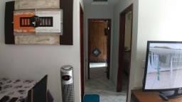 Apartamento com 2 dormitórios à venda, 66 m² por R$ 200.000,00 - Praia das Gaivotas - Vila