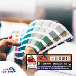 ._..Promoção Relâmpago - Tinta Acrílica de 16 L- Cobre 1x de mão - De: R$105,90 por 79,00