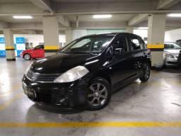TIIDA 2009/2009 1.8 S 16V FLEX 4P AUTOMÁTICO