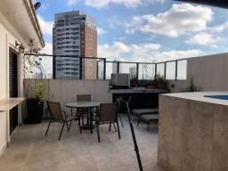 Cobertura à venda, Vila Monumento, 252m², 5 dormitórios, 3 suítes, 3 vagas!