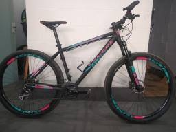 Bicicleta MTB aro 29 Sense Fun 24v