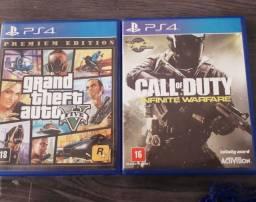 GTA e Call og Duty