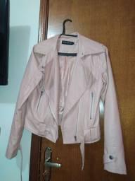Título do anúncio: Jaqueta rosa