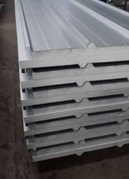 Título do anúncio: instalação E manutenção de coberturas metálicas