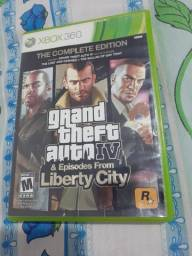Título do anúncio: GTA 4 Xbox 360