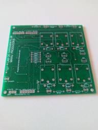 Placa de Circuito impresso para arduíno