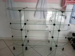 Título do anúncio: Expositor de vidro para sua loja