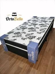 Título do anúncio: CAMA BOX SOLTEIRO - ENTREGA EM 24 HORAS - RJ.