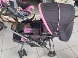 Carrinho de bebê + Cadeirinha