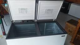 Título do anúncio: Freezer duas portas chame no zap ou ligue não permaneço na conta do