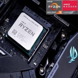 Processador Amd AM4 R5 Pro 4650G sem cooler