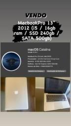 Título do anúncio: MacBook PRO