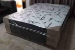 Título do anúncio: cama box casal entrega em 24hrs
