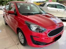 Título do anúncio: Ford KA SE 2020 vermelho R$16.300 agio