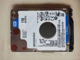 HD de 1TB WD para notebook