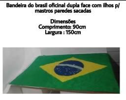 Bandeira Brasil 6 unid