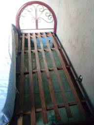 Título do anúncio: cama de solteiro