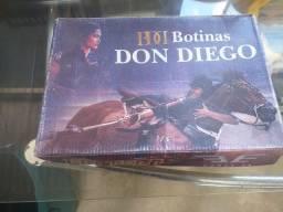 Título do anúncio: Botinas don Diego n42