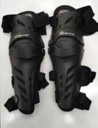 Joelheira Pro Biker Articulada Trilha Motocross