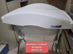 Título do anúncio: Banheira com trocador
