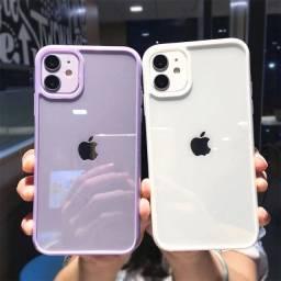 Capinha Case Iphone 12 Pro MAX Importada 3 cores