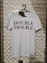 Título do anúncio: Camiseta nova spitito santo branca P