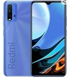 Título do anúncio: Vendo celular Redmi 9T menos de 3 meses de Uso Em perfeito estado