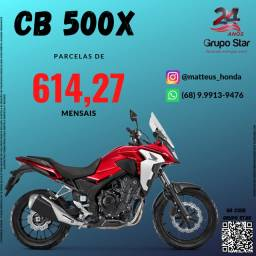 Título do anúncio: Moto Honda CB 500X