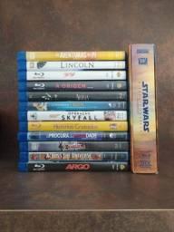 Título do anúncio: Coleção de filmes Bluray