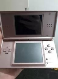 Título do anúncio: Nintendo DS Lite Rosé