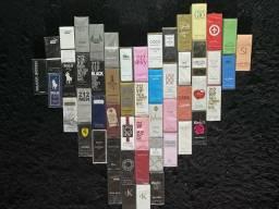 Perfumes 50ML só R$....