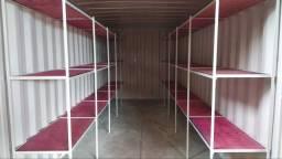 Título do anúncio: Alugo container de 6 metros  para armazenamento