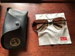 Oculos RayBan- Lente Cristal
