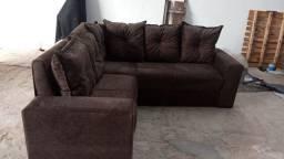 Título do anúncio: grande saldao de sofas direto da fabrica com entrega gratis em salvador e regiao