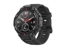 Smartwatch Amazfit T-REX - Preto   Versão Global   Loja Física - XonGeek