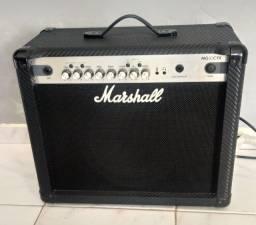Título do anúncio: Amplificador Marshall MG30CFX 30W
