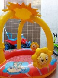 Título do anúncio: Vendo piscina c/ cobertura