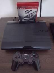 Título do anúncio: Playstation 3 - 250GB - Super Slim - Imperdível !!!!