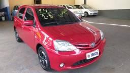 Título do anúncio: Toyota Etios 1.3 X 2014 Completo