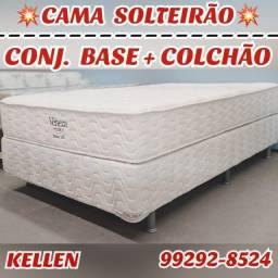 Título do anúncio: Cama Solteirão - Cama Solteirão {}{}