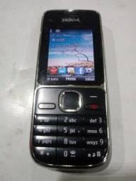 Título do anúncio: Celular Nokia C2 usado