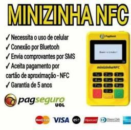 Promoçao minizinha nfc bluetooth 29.99 aceito pix