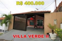 Casa No Condomínio Villa Verde II Com 02 Quartos