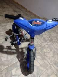 Título do anúncio: Bicicleta Infantil X-Bike Avengers Aro 14 - Brinquedos Bandeirante