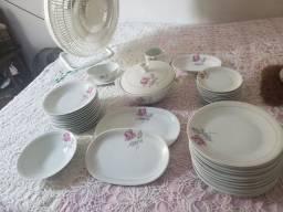 Aparelho de Jantar de Porcelana