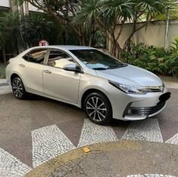 Corolla Xei 2.0 Financiado prata Flex automático