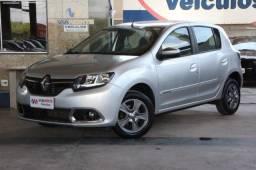 Título do anúncio: Renault Sandero Expression 1.0 2017 16V (Flex) KM: 38.584